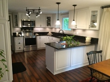Home remodel example