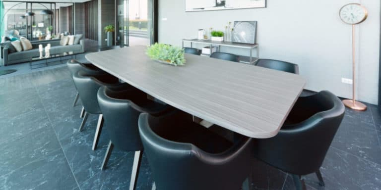 Commercial Remodeling - Office Meeting Room